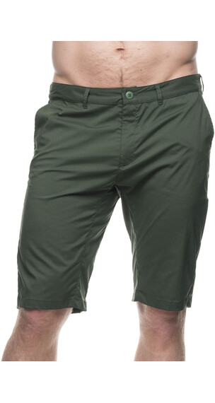 Houdini M's Liquid Rock Shorts Seaweed Green